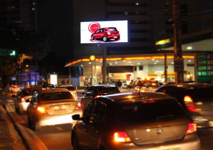 The Voice Notícias: Empresas brasileiras investem cada vez mais em publicidade Out Of Home